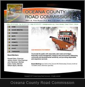 Oceana County Road Commission