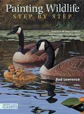 """Painting Wildlife Textures"" by Rod Lawrence, Classic Edition"